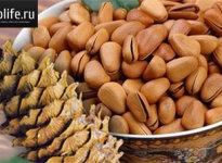 Настойка на кедровых орешках
