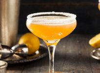 Сайдкар — коктейль с цитрусовым соком