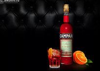 Кампари — горький биттер прямиком из Италии