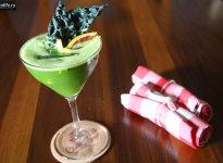Кузнечик — коктейль с мятным вкусом