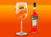 Апероль Шприц (aperol spritz) — напиток с австрийскими корнями