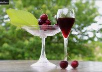 Лучшие рецепты вин из ягод черешни
