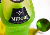 Мидори (Midori): японский ликер зеленого цвета