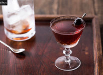 Роб рой — рецепт шотландского коктейля