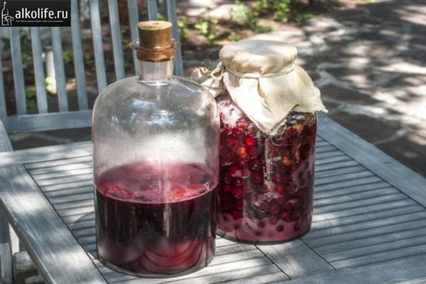 Сусло из вишни для вина