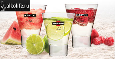 коктейли с мартини рецепты и фото