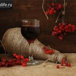 Домашнее вино из калины