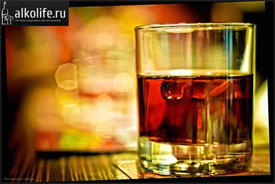 стакан с ромом фото