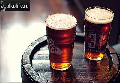 пиво эль фото