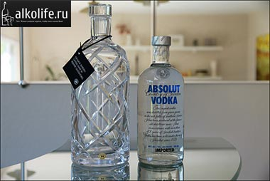 Absolut Crystal водка