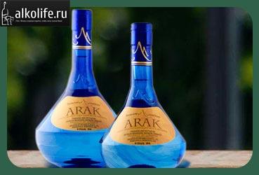 арак фото бутылки