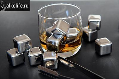 стальные камни для охлаждения виски