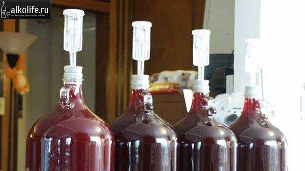 Как из самогона сделать вкусное вино