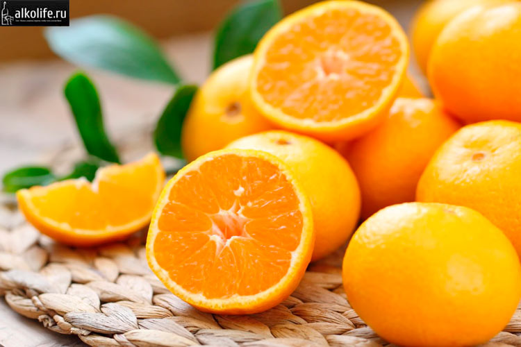 Апельсины для вина