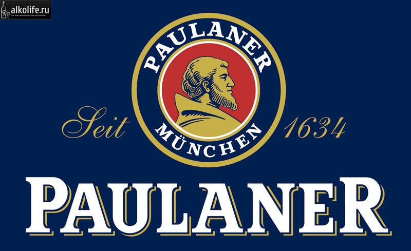 Логотип пива Paulaner