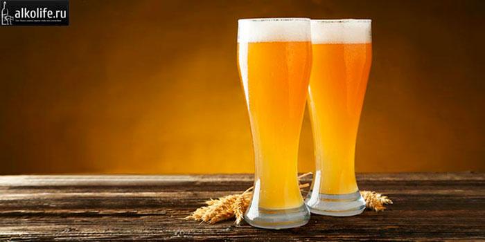 Белое пиво