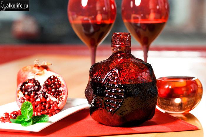 Гранатовое вино