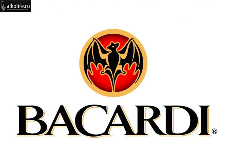 Логотип Бакарди