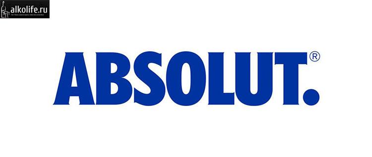 Логотип бренда абсолют