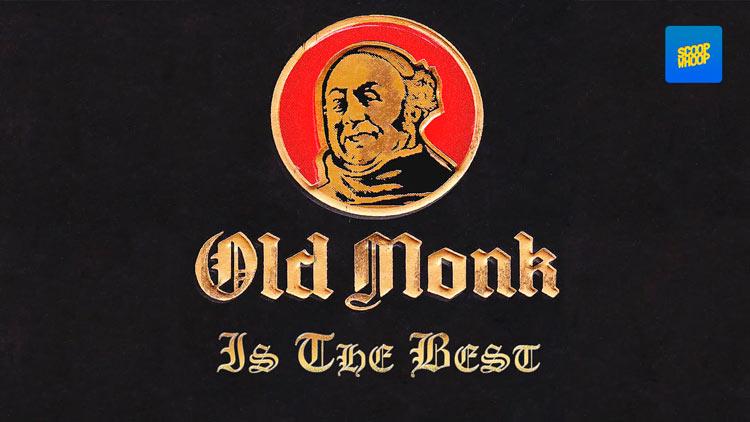 Логотип old monk