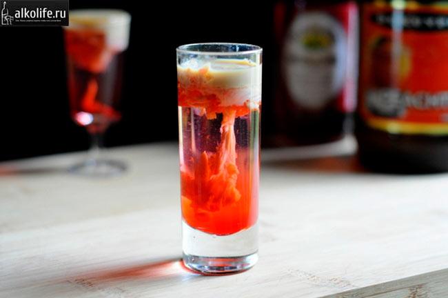 Классический коктейль взрыв мозга