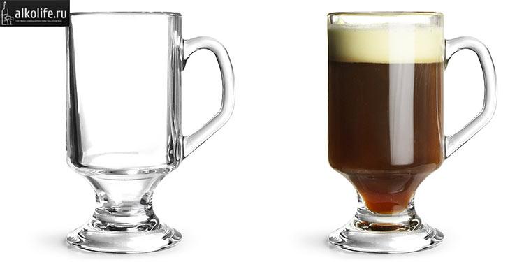 Бокалы для ирландского кофе