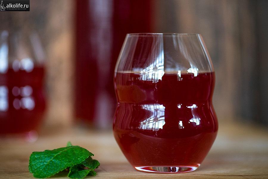 Вино из барбариса
