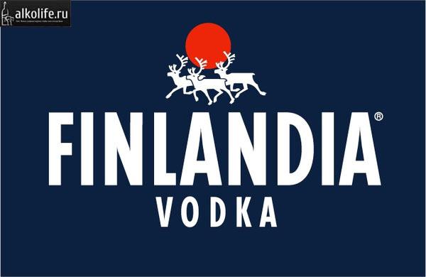 Логотип водки Финляндия