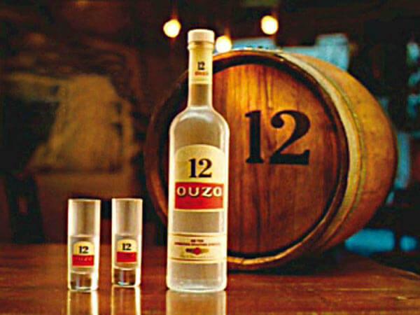 Напиток Узо 12