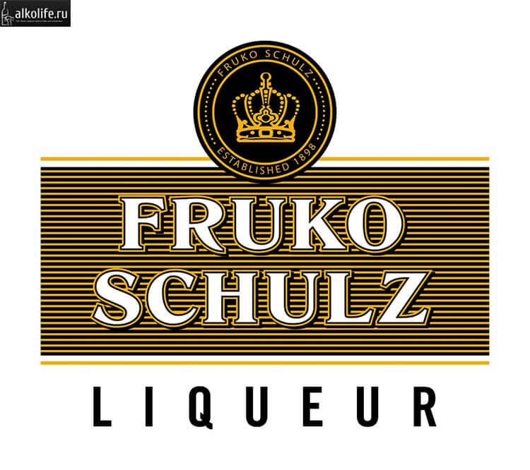 Логотип ликеров Фруко Шульц