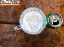 Как правильно пить пиво со сметаной