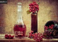 Настойка из ягод калины