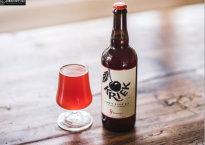 Крик — вишневое пиво естественного брожения