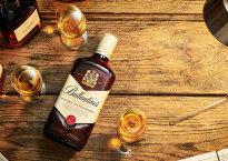 Ballantine's — описание шотландского виски
