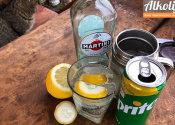 Как готовить и пить Мартини со спрайтом