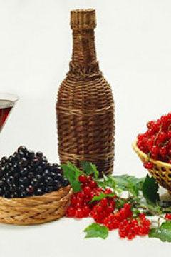 Домашнее вино из смородины (лучшие рецепты)
