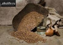 Самогон из пшеницы в домашних условиях