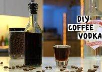 Рецепты настоек на кофе