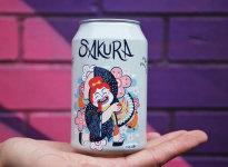 Пивной алкогольный напиток с необычным названием — Сакура
