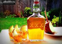 Яблочная настойка: в домашних условиях