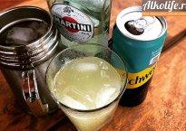 Как приготовить и пить Мартини и Швепс