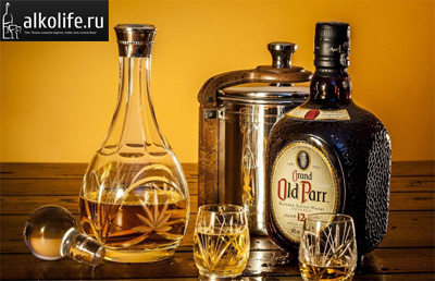 виски old parr