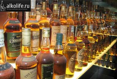 фото бутылок старого виски