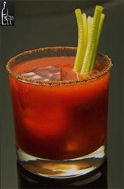 Кровавая Хуанита фото коктейля