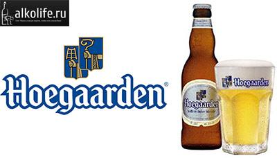 пиво хугарден логотип