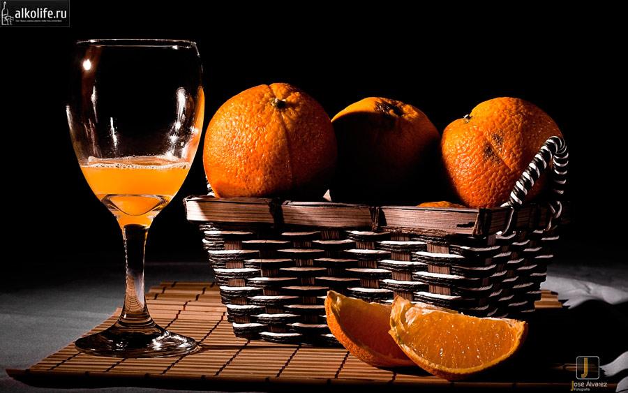 Вино из мандаринов