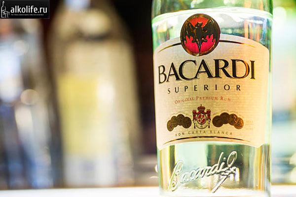 Бакарди Супериор