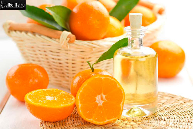 Домашний апельсиновый пряный Биттер
