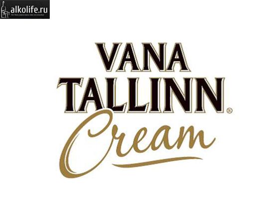 Логотип ликера вана таллин