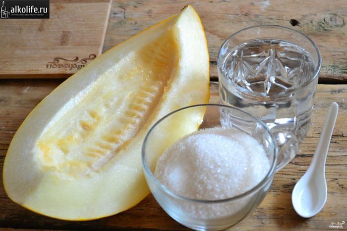 Дыня, сахар и водка